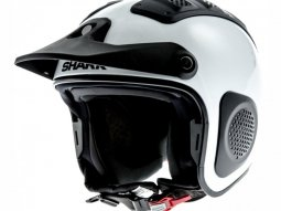 Casque Shark ATV-DRAK blanc azur