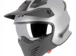 Casque transformable Astone Elektron gris