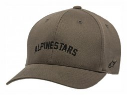 Casquette Alpinestars Judgement military green