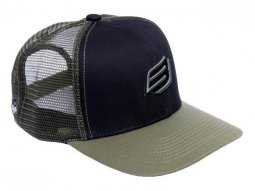 Casquette Bud Racing Small Icon vert militaire