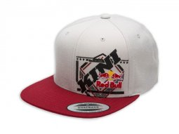 Casquette Kini Red Bull Slanted gris / rouge
