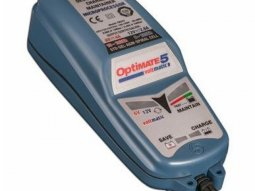 Chargeur batterie 6 / 12V Tecmate Optimate 5 Voltmatic