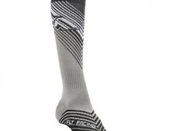 Chaussettes enfant Fly Racing MX Thin noir / blanc