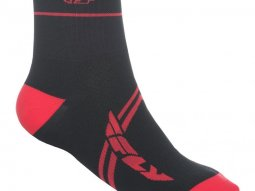 Chaussettes Fly Racing Action rouge / noir