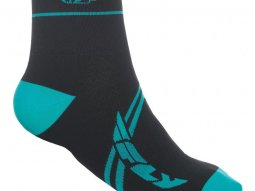 Chaussettes Fly Racing Action vert / noir