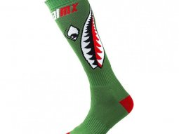 Chaussettes O'Neal Pro Mx Bomber vert