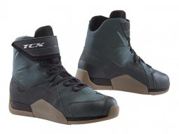 Chaussure textile TCX District WP gun / metal / marron