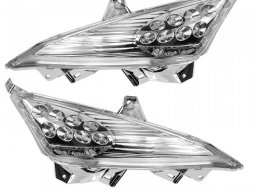 Clignotants avant RBMAX led Yamaha T-Max 500 2008-11 (paire)