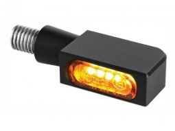 Clignotants LED Heinz Bikes Blokk-Line SMD Micro noirs