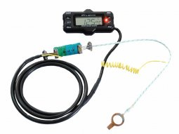 Compte tours digital Polini avec thermocouple bougie