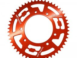 Couronne Doppler 53 dents Derbi DRD Pro / Racing 11- rouge