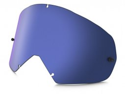 Écran Oakley en plutonite pour masque Mayhem ice iridium