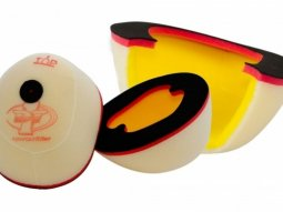 Filtre à air DT-1 double mousse pour Ktm Enduro R 690 11-14