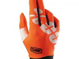 Gants cross 100% Itrack Cal-trans