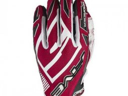 Gants cross Five MXF PRORIDER S rouge