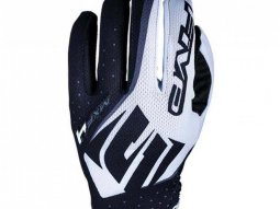 Gants cross Five MXF4 blanc