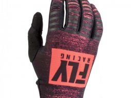 Gants cross Fly Racing Kinetic Noiz noir / rouge