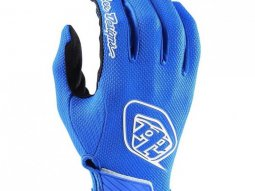 Gants cross Troy Lee Designs Air Solid bleu