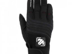 Gants cross V'Quattro Exhaust noir