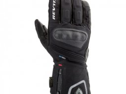 Gants cuir / textile Rev'it Taurus Gore-Tex noir