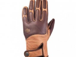 Gants Ride And Sons LORD marron / camel