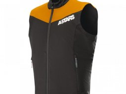 Gilet Alpinestars Session Race noir / orange fluo