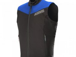 Gilets Alpinestars Session Race noir / bleu