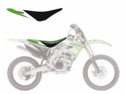 Housse de selle Blackbird Dream Graphic 3 Kawasaki 450 KX-F 09-11 vert