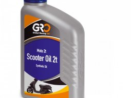 Huile GRO 2t scooter oil 1L