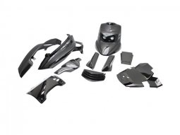 Kit carrosserie BCD full MBK Booster 04- noir