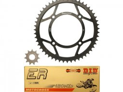 Kit chaîne DID alu Beta 50 RR Enduro Racing 05-