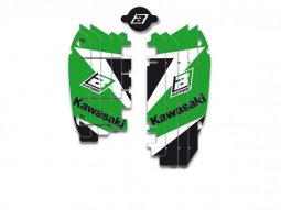 Kit déco de radiateur Blackbird Dream Graphic 3 Kawasaki 250 KX-F...