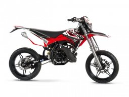Kit déco Kutvek Yasuni Factory Beta RR 50 Enduro Factory 14-15 rouge...