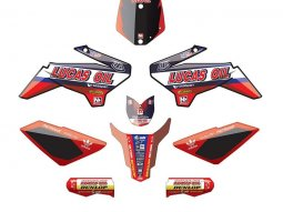 Kit déco YCF N-Style Troy Lee