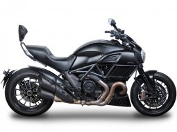 Kit Fixation SHAD Dosseret DUCATI 1200 DIAVEL 2011 / 15