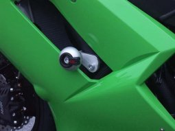 Kit fixation tampon de protection LSL Kawasaki ZX-6R 07-08