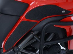 Kit grip de réservoir R&G Racing translucide Ducati Multistrada...