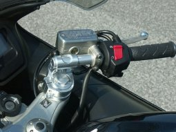 Kit guidon bracelets LSL Tour Match rehaussés 35 mm Honda CBR 1100 XX