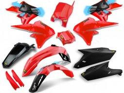 Kit plastiques Cycra Limited Edition Yamaha 250 YZ-F 14-18 rouge / noir