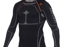 Maillot sous-vêtement Hevik Technical noir / orange