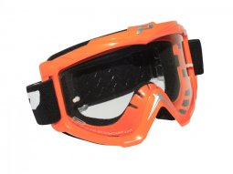 Masque cross Progrip 3301 orange