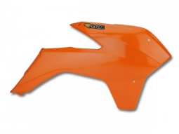 Ouïes de radiateur Cycra Powerflow KTM 125 SX 13-15 orange