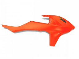 Ouïes de radiateur Cycra Powerflow KTM 450 SX-F 16-18 orange
