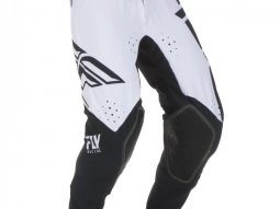 Pantalon cross Fly Racing Evo noir / blanc