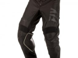 Pantalon cross Fly Racing Kinetic Shield noir