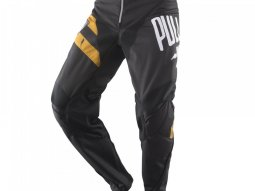 Pantalon cross Pull-in Challenger Master noir / or