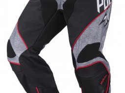 Pantalon cross Pull-in Race gris / noir / rouge