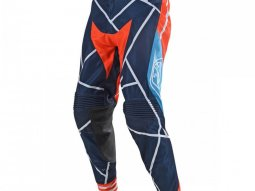 Pantalon cross Troy Lee Designs SE Air Metric orange / navy