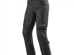 Pantalon textile Rev'it Poseidon 2 Gore-Tex (long) noir