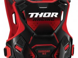 Pare-pierre Thor Guardian MX rouge / noir